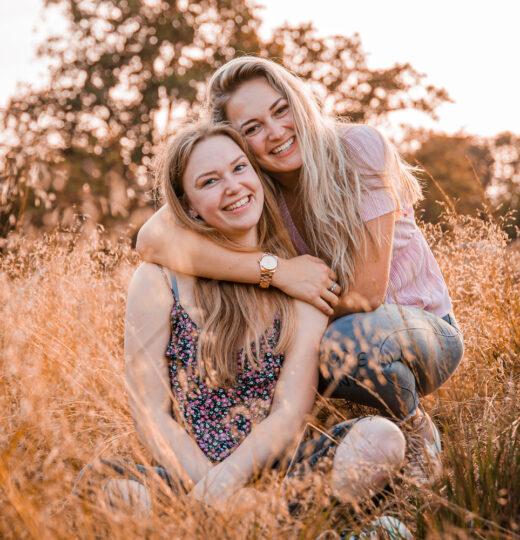 Robin en Fabienne – Vriendinnenshoot