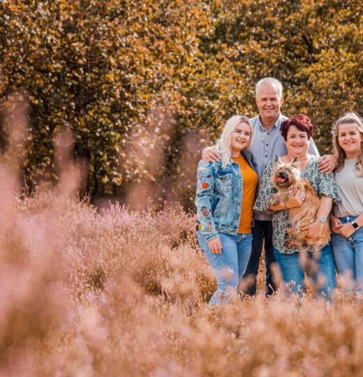 Maurice, Denny, Denice, Meike & Suus – Gezinsshoot