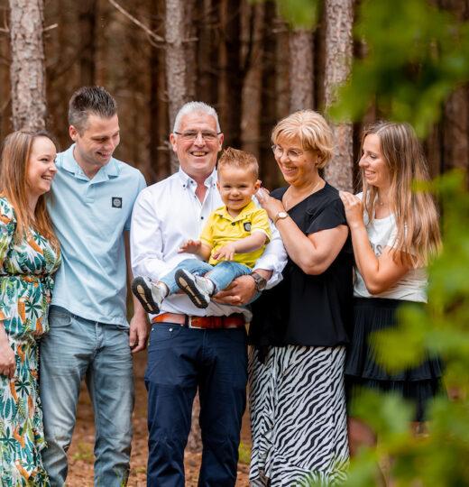 Familie Spierings – Familieshoot