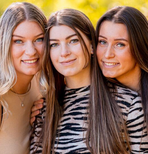 Katja, Daphne en Jente – Gezinshoot